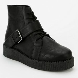 Deena and ozzy creeper boots